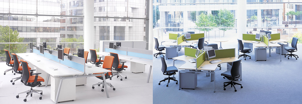 New Workspace Designs