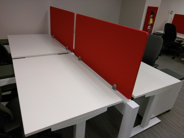 Height Adjustable Tables and their power distribution system
